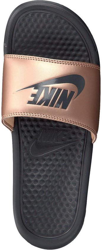 Nike Dames Slippers Benassi Jdi Wmns - Roze Maat 36+ bgx9Jm