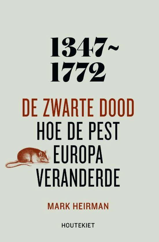 De zwarte dood - Mark Heirman |