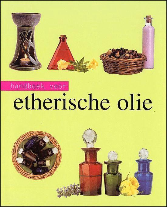 Handboek Voor Etherische Olie - Jennie Harding pdf epub