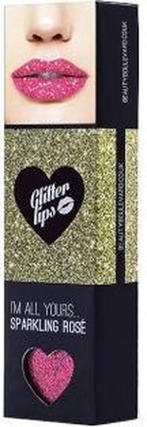 Glitterlips Sparkling Rose - Beauty BLVD
