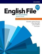 English File - Pre-Int (fourth edition) Student's book + onl