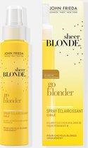 John Frieda Sheer Blonde Go Blonder Lightening Spray - 100 ml