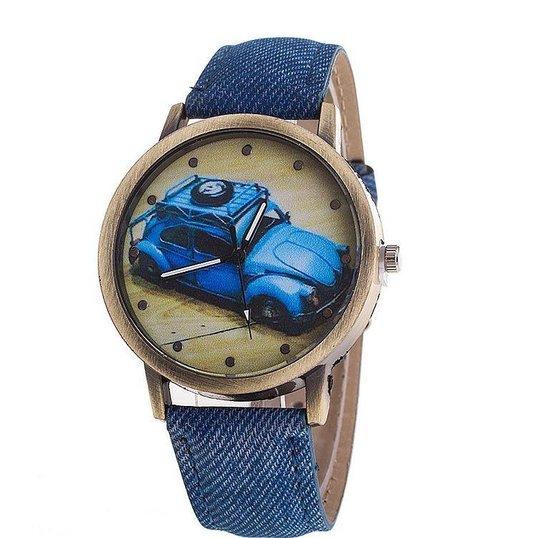 Luxe Quartz Horloge Kever