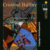 String Quartets: Nos 1, 2 & 7