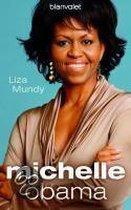 Boekomslag van 'Michelle Obama'