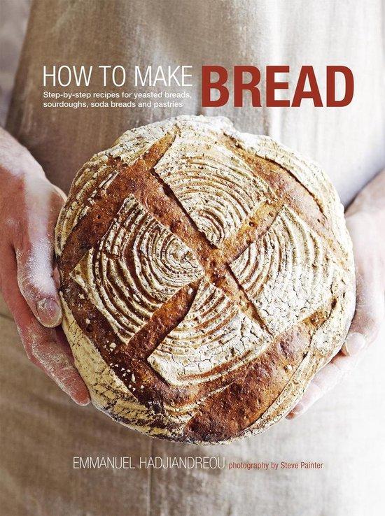 Boek cover How to Make Bread van Emmanuel Hadjiandreou (Onbekend)