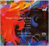 Reger und seine Zeit: Brahms, Bruckner, Reger, Schonberg