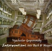 Interventions Into Bach & Mozart
