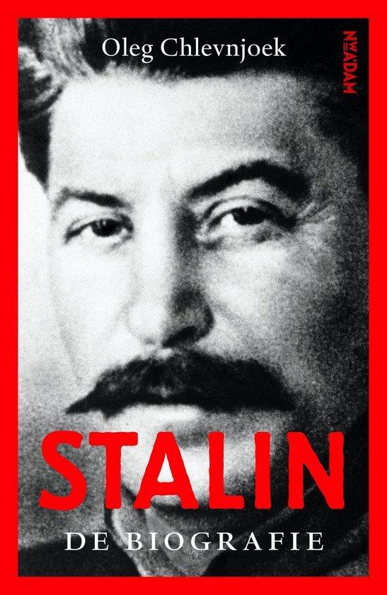 Boek cover Stalin van Oleg Chlevnjoek (Onbekend)