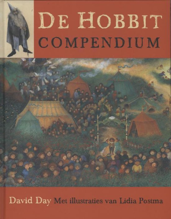 De Hobbit compendium - David Day |