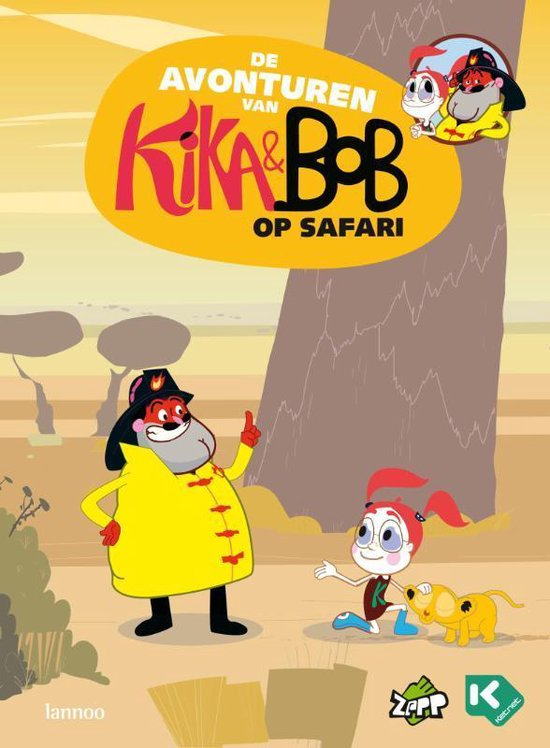 Kika En Bob Op Safari