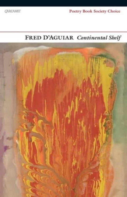 Boek cover Continental Shelf van Fred DAguiar (Paperback)