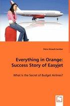 Everything in Orange