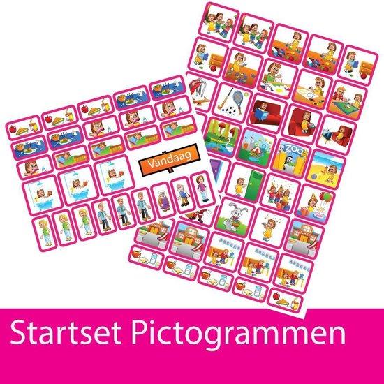 Afbeelding van het spel Startset pictogrammen meisje