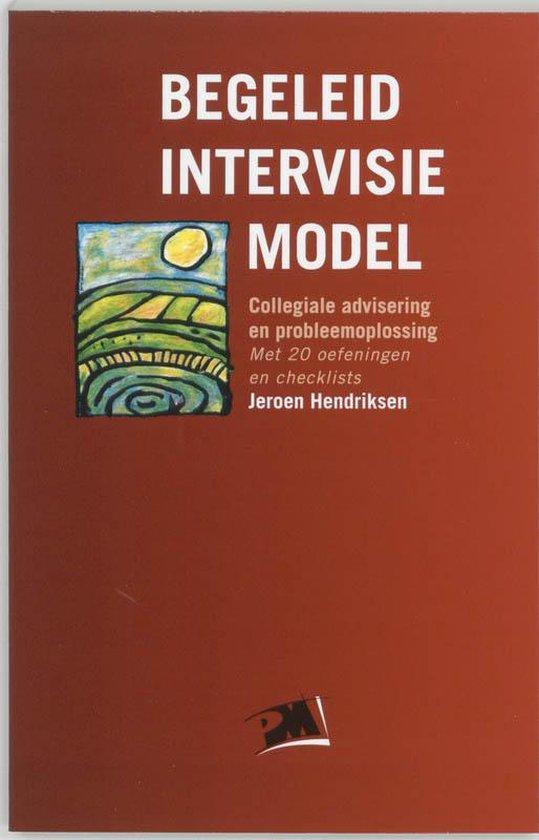 PM-reeks - Begeleid intervisie model - Jeroen Hendriksen |
