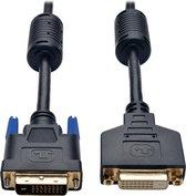 Tripp Lite P562-010 DVI kabel 3,05 m DVI-D Zwart