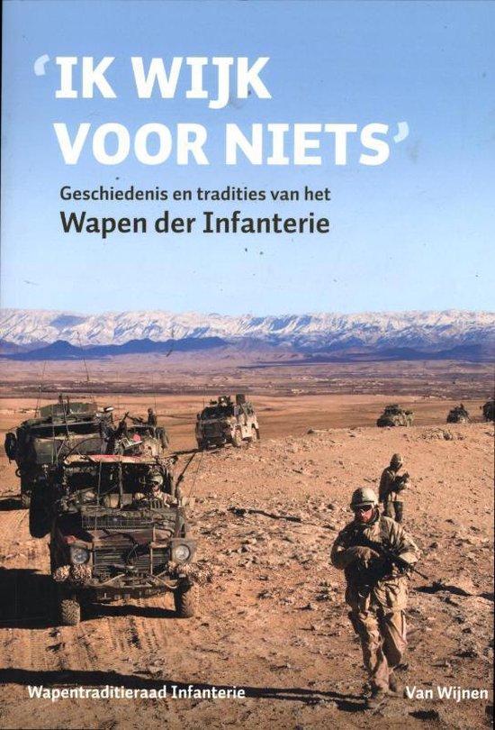 'Ik wijk voor niets' - Wapentraditieraad Infanterie   Readingchampions.org.uk