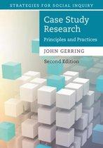 Boek cover Case Study Research van John Gerring (Paperback)