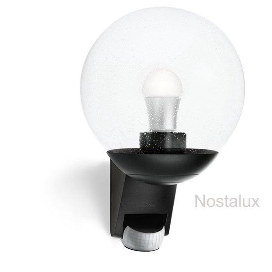 Steinel L585S Wandlamp voor buiten - Met Sensor - E27 - Zwart
