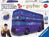 Ravensburger Harry Potter Bus - 3D puzzel - 216 stukjes