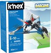 Knex Building Sets - Stealth Plane