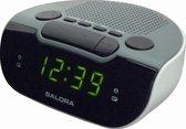 Salora CR612 - Wekkerradio - AM - FM - Dubbele wek