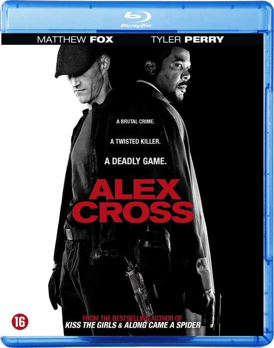 Cover van de film 'Alex Cross'