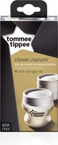 Tommee Tippee - Closer to Nature Afsluitdoppen
