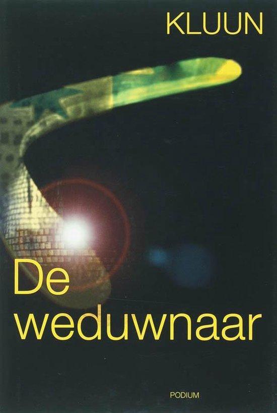 Boek cover De weduwnaar van Kluun