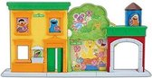 Hasbro Playskool 123 Sesamstraat Ontdek het  Abc met Elmo