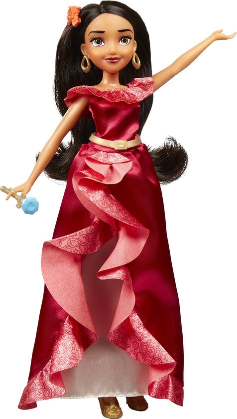 Disney Princess klassieke Elena van Avalor Fashion pop