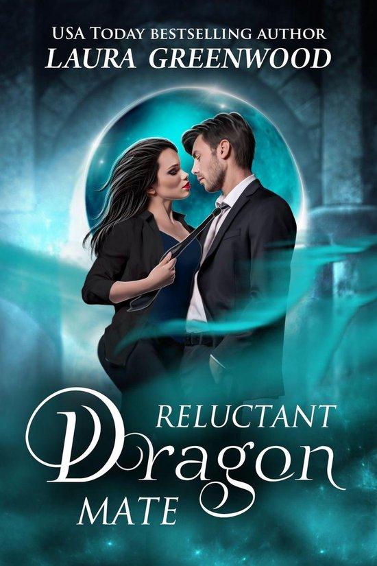 Boek cover Reluctant Dragon Mate van Laura Greenwood (Onbekend)
