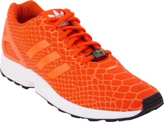 bol.com   Adidas Zx Flux Techfit Heren Sneakers Oranje Maat ...