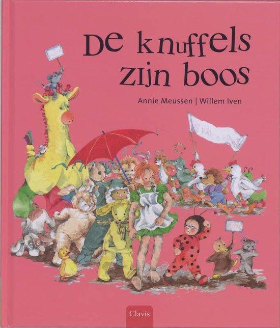 De Knuffels Zijn Boos - Annie Meussen |