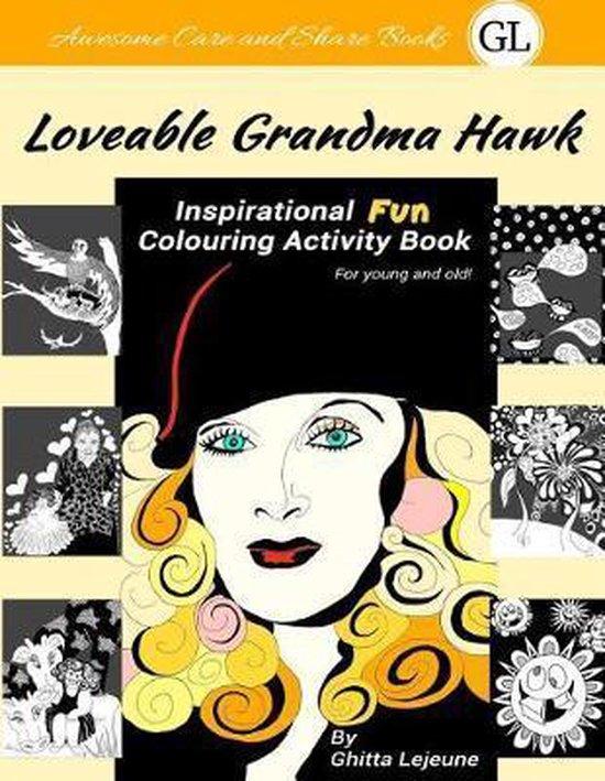 Loveable Grandma Hawk