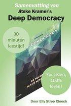 Organisatiecultuur collectie - Samenvatting van Jitske Kramer's Deep Democracy