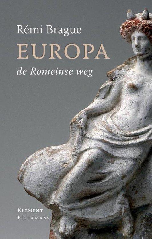Europa, de Romeinse weg