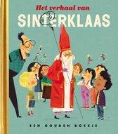 Gouden Boekjes  -   Het verhaal van Sinterklaas