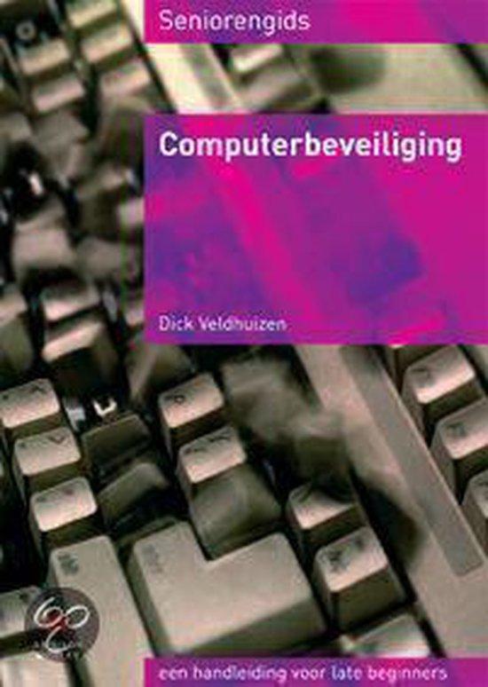 Cover van het boek 'Computerbeveiliging'