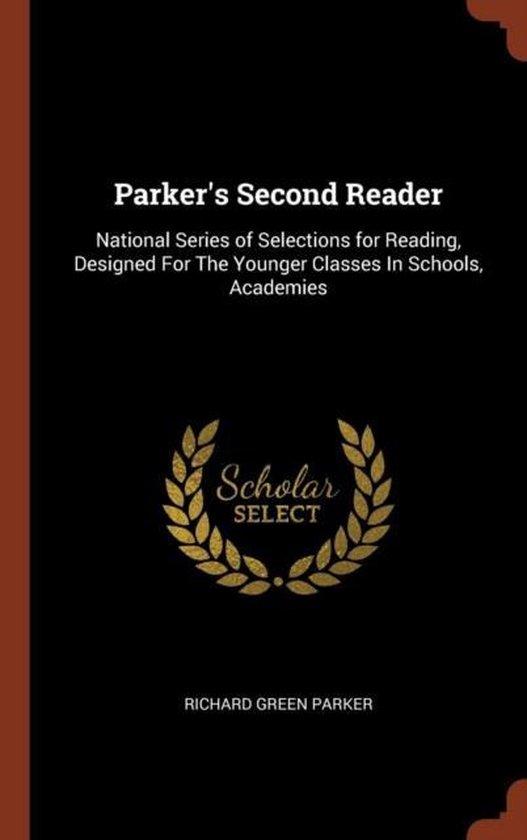 Parker's Second Reader