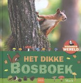 Wondere wereld  -   Het dikke bosboek