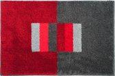 Elba - Badmat - 60x90cm - Red