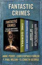 Omslag Fantastic Crimes