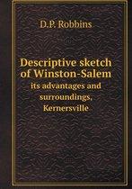 Descriptive Sketch of Winston-Salem Its Advantages and Surroundings, Kernersville