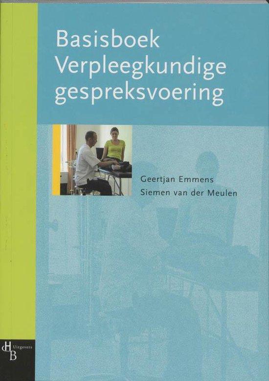 Basisboek Verpleegkundige Gespreksvoering / 1 - G.J. Emmens |