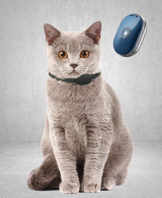 Reptrek® Minitrek GPS Tracker Voor Kat
