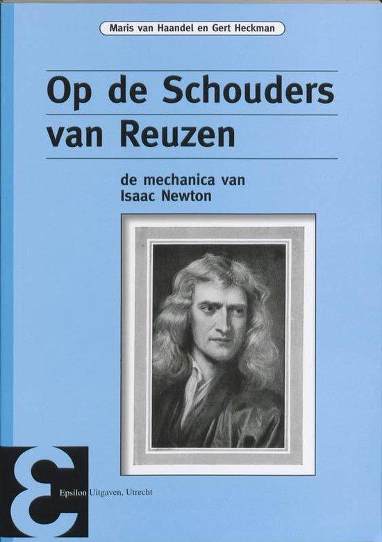 Epsilon uitgaven 62 - Op de schouders van reuzen - M. van Haandel | Fthsonline.com
