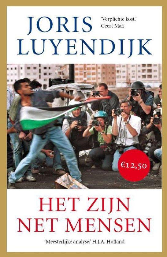 Het zijn net mensen - Joris Luyendijk |
