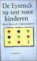 Boek cover De eysenck iq-test voor kinderen van Hans J. Eysenck (Paperback)