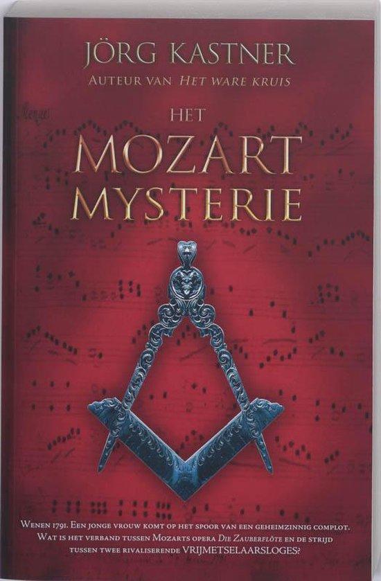 Het Mozart-Mysterie - Jrg Kastner |